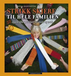 Strikk skjerf til hele familien (2015)